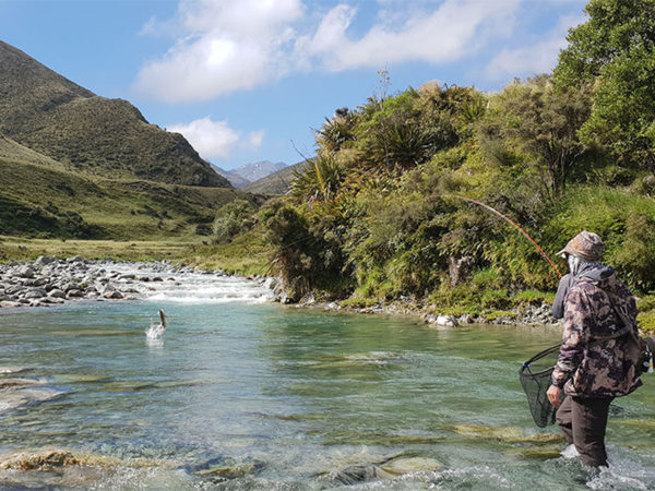 One Day Fly Fishing Excursion Single Guiding Day