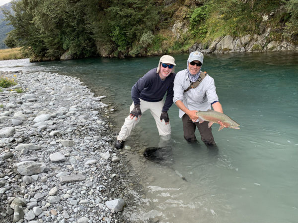 New Zealand Fly Fishing Adventure Tour Two-Day all inclusive