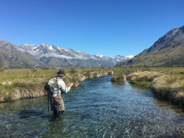 New Zealand Fly Fishing Adventure Tour Five-Day all inclusive