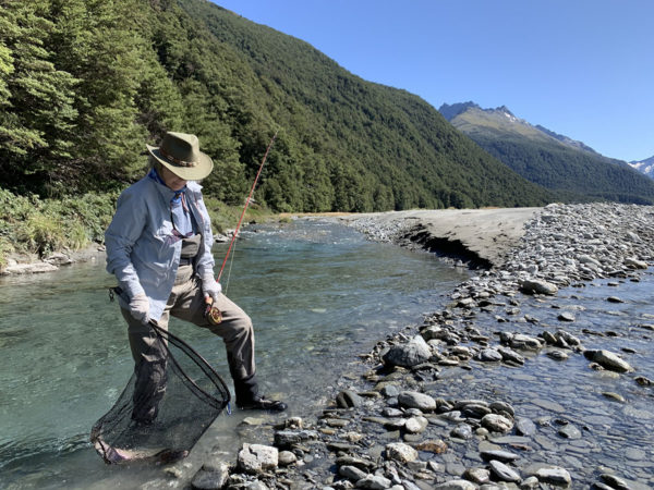 New Zealand Fly Fishing Adventure Tour Five-Day on road Back Country Tour includes