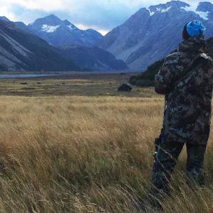 Bull Tahr Country NZ