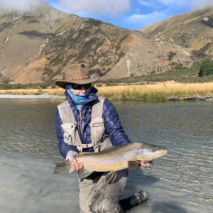 Fly Fishing New Zealand's Back Country Rivers, Head Water Streams, Highland Burns and Spring Creeks