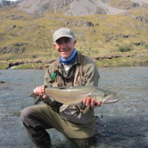 Fly Fishing Young River