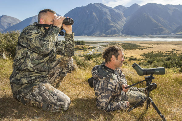 Fly fishing and Hunting New Zealand