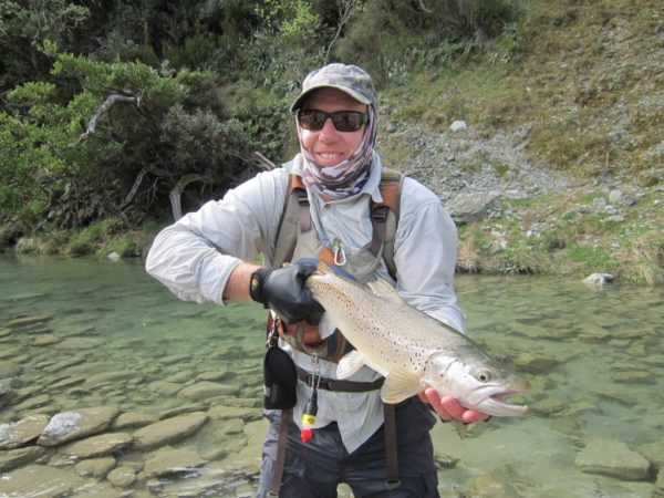 Guided Fly Fishing Trips and Tours Queenstown New Zealand