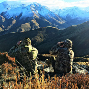 Guided Red Stag Hunting Booking Agents