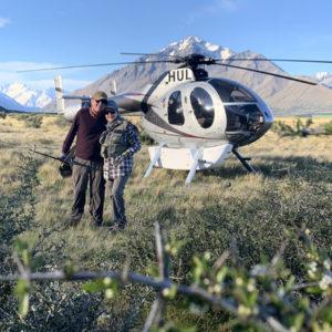 Heli Fly Fishing Adventures New Zealand