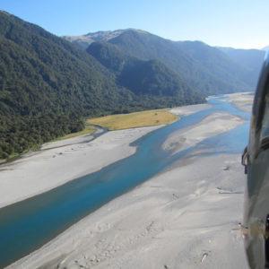 Heli Fly Fishing guides Tekapo