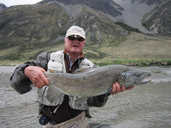 Kiwi special Fly fishing New Zealand Early season