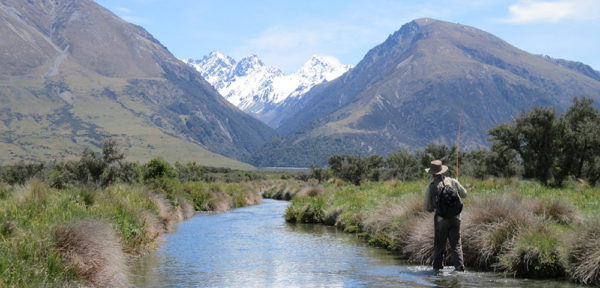 New Zealand Back Country Streams