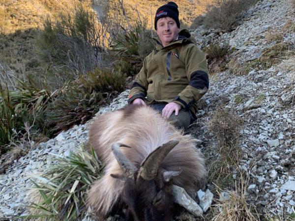 New Zealand Bull Tahr Trophy Hunt