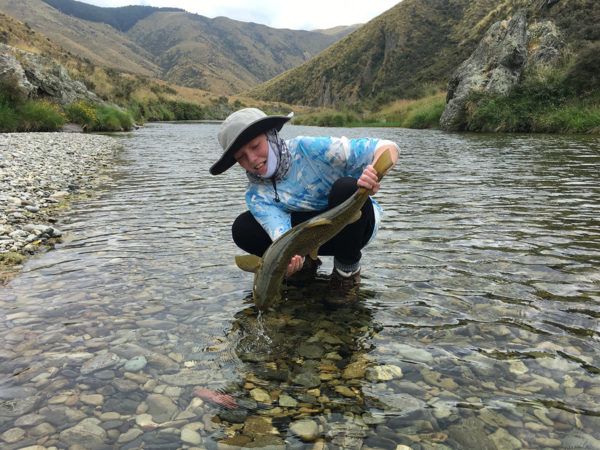 New Zealand Fly Fishing Guided Trips Queenstown