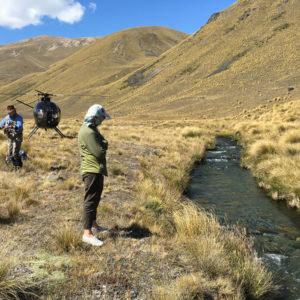 New Zealand Heli Fly Fishing