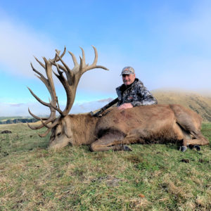 New Zealand's Best Red Stag Gold Class Hunting Outfitters and Hunting Guides