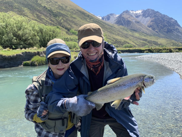 Total beginners or up skill your flyfishing techniques
