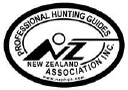 logo nz professional hunting guides association